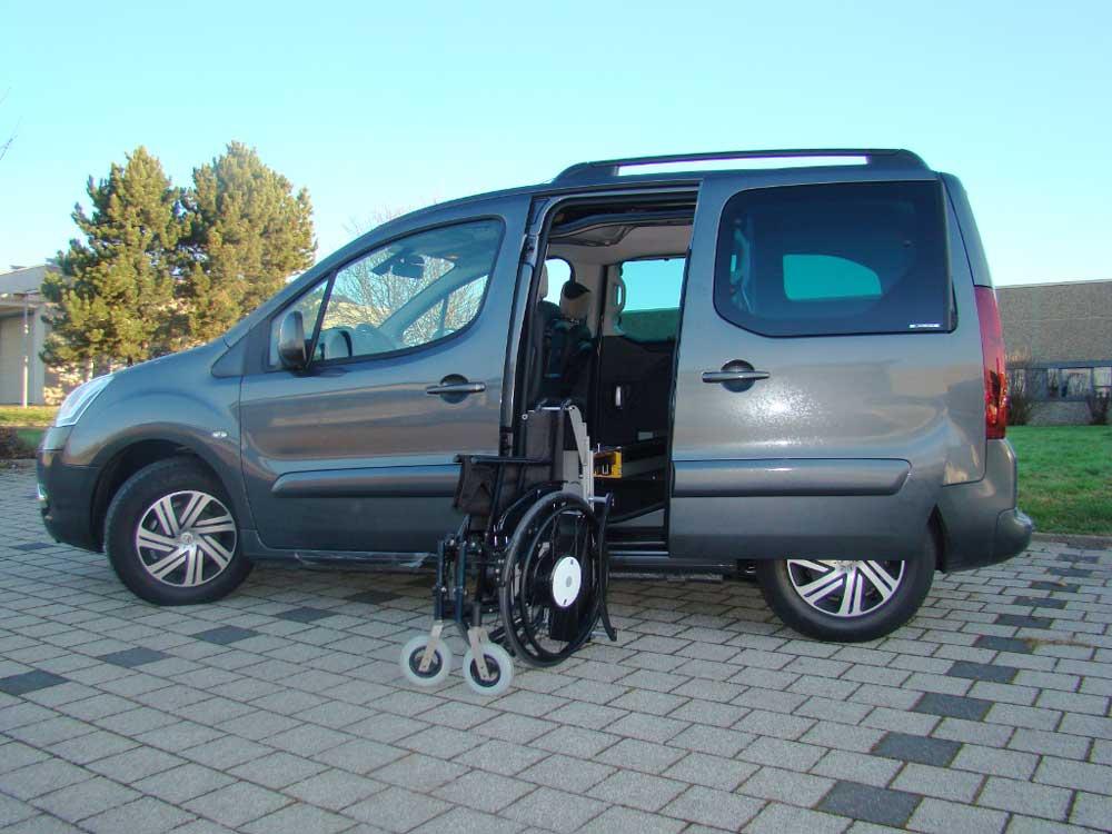 Extrêmement rauschfrance | aménagement véhicule handicap Citroen WZ21